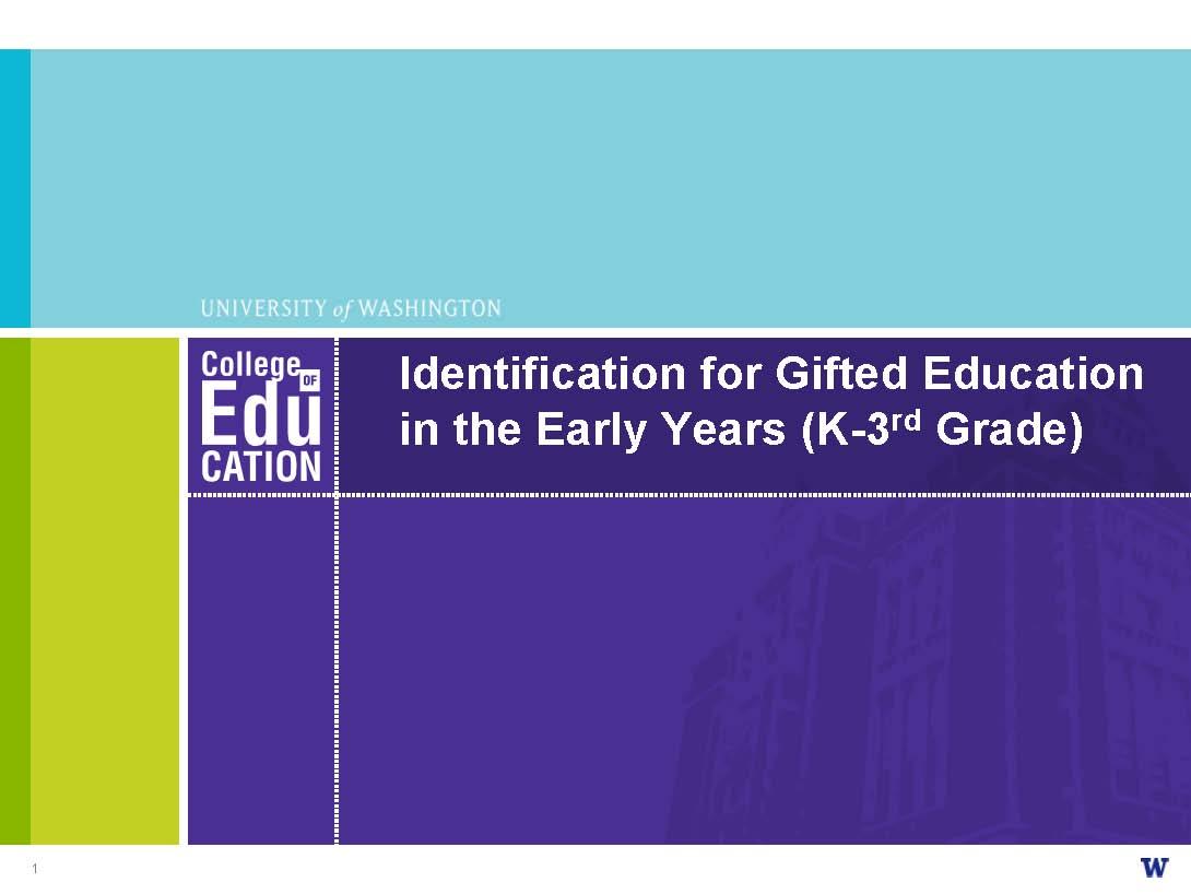 IdentificationGiftedEdK-3_2014